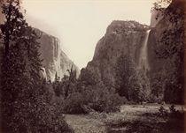 Tutocanula Pass, Yosemite Valley, 1878-1881