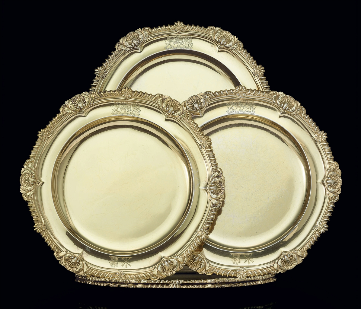 how to clean regency silver plate