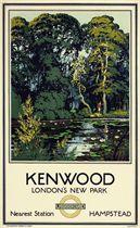 KENWOOD, LONDON'S NEW PARK