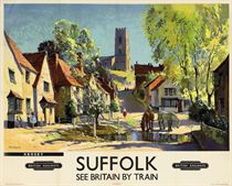 SUFFOLK, KERSEY