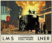 LANARKSHIRE STEEL WORKS