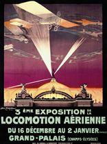 3ÈME EXPOSITION DE LA LOCOMOTION AÉRIENNE