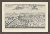 Royal Palace at Kensington; The Royall Palace and Town of Windsor; The Royal Palace of St Jamse's; and The Royal Palace of Hampton Court