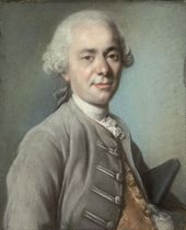 Portrait of a gentleman, probably of the Froment de Bouaille family