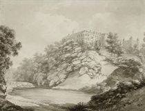 View of Appleby Castle from the River Eden, Appleby-in-Westmorland, Cumbria