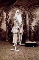 Sans titre de la série Qajar