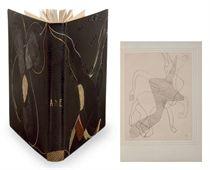 [LAURENS] -- LUCIEN DE SAMOSATE (fl. 130-200). Loukios ou L'Âne. Bois originaux de Henri Laurens. Paris: Tériade, 1947.