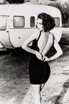 Christy Turlington, New York, 1996