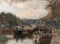 The Nieuwehaven, Rotterdam