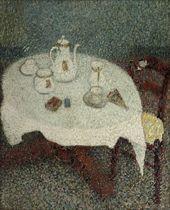 De witte tafel: tea time