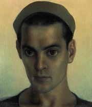 Portrait of Nicholas Magallanes (1922-1977)