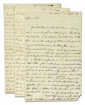 [AMERICAN REVOLUTION] MAUNSELL, John (1724-1795), former Lt