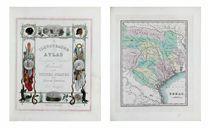 BRADFORD, Thomas Gamaliel (1802-87) An Illustrated Atlas, ge