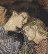 Femme et enfant (Madame Georges Lemmen et Lise)