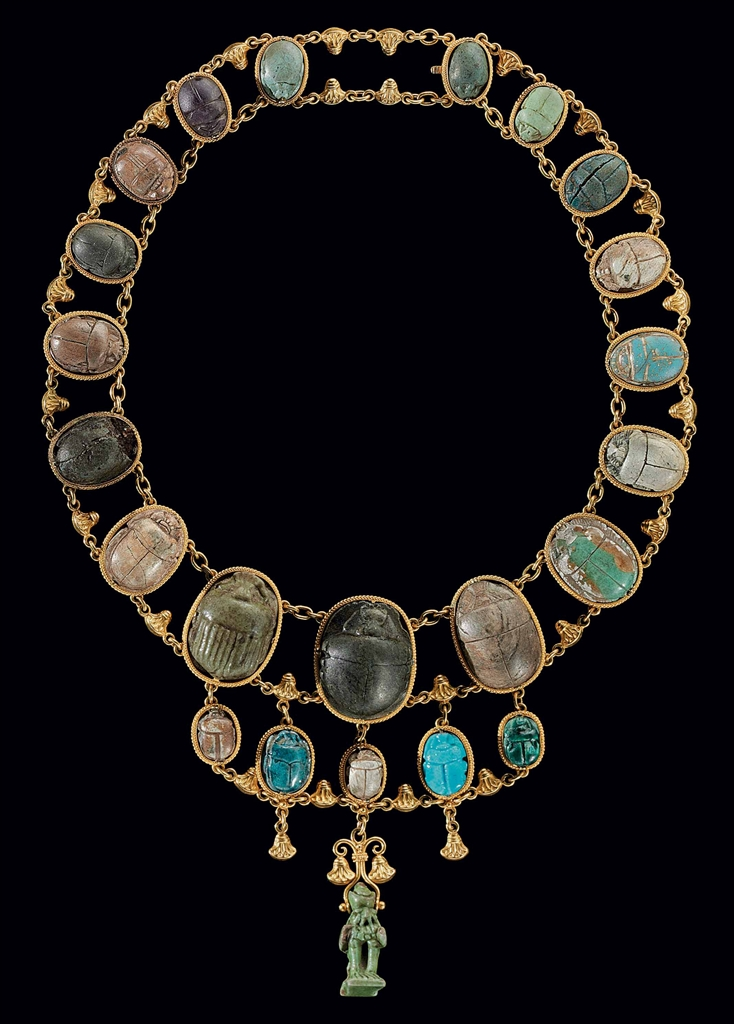 Twenty two egyptian scarabs middle kingdom to ptolemaic for Egyptian jewelry