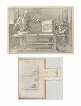 DÜRER, Albrecht (1471-1528) Institutiones geometricae Transl