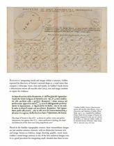 GALILEI, Galileo Istoria e dimostrazioni intorno alle macchi