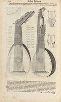 MERSENNE, Marin (1588-1648) Harmonicorum libri in quibus agi