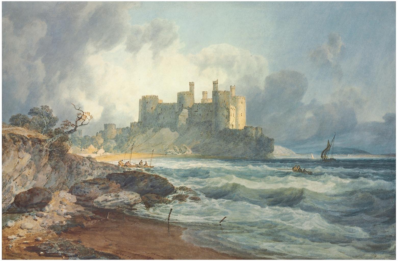 Joseph Mallord William Turner R A London 1775 1851