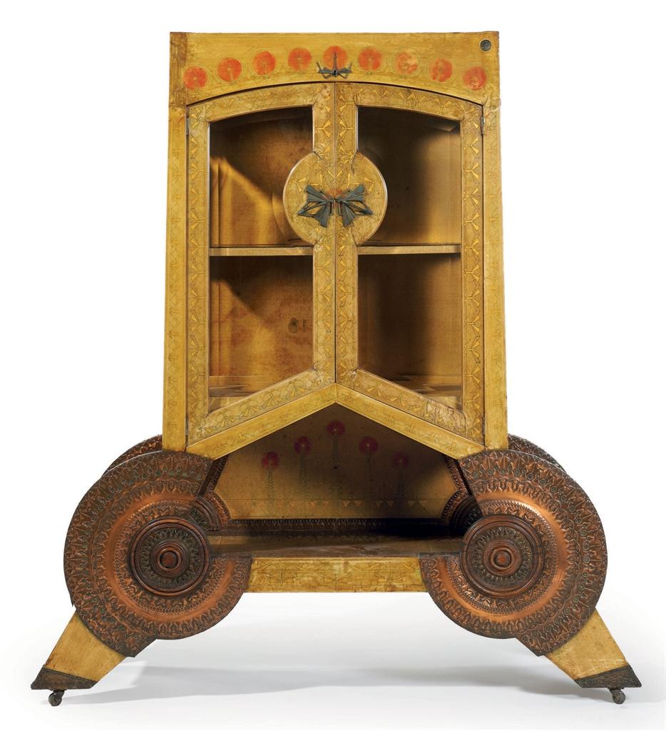 Upcoming Furniture Sales: CARLO BUGATTI (1856-1940)