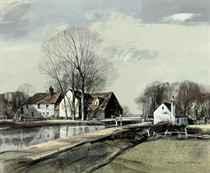 Watermill, Cambridgeshire