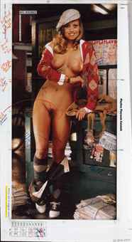 Ulrica Ericsson, November Playmate of the Month, 1996