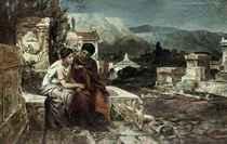 A night in Pompeii