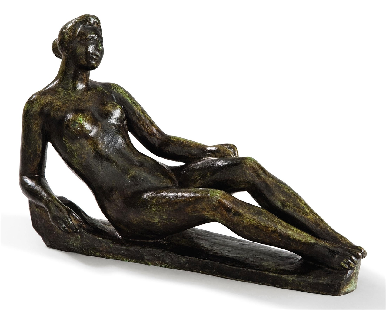 Photos of Douleur statue by A Maillol in Jardin du