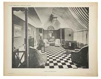 le style moderne dans la d coration int rieure 36 planches emprunt es aux d corateurs modernes. Black Bedroom Furniture Sets. Home Design Ideas