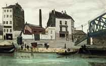 Canal d'Aubervillier