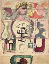 Charles-Edouard Jeanneret, called Le Corbusier (1887-1965)