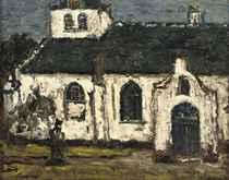 White church, Batenburg