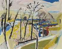 Vorfrühling, 1956