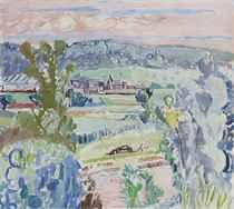 Sommerlandschaft, 1941