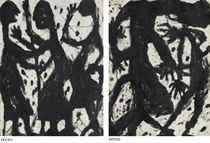 recto: Prêtresses, druides verso: Voie latine et corps de fer