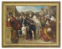 THE BANISHMENT OF ARISTIDES FROM ATHENS