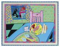 Tammy Park Crenshaw (American, 20th Century)