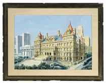 State Capital, Albany