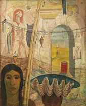 Abdul Hadi El-Gazzar (Egyptian, 1925-1965)