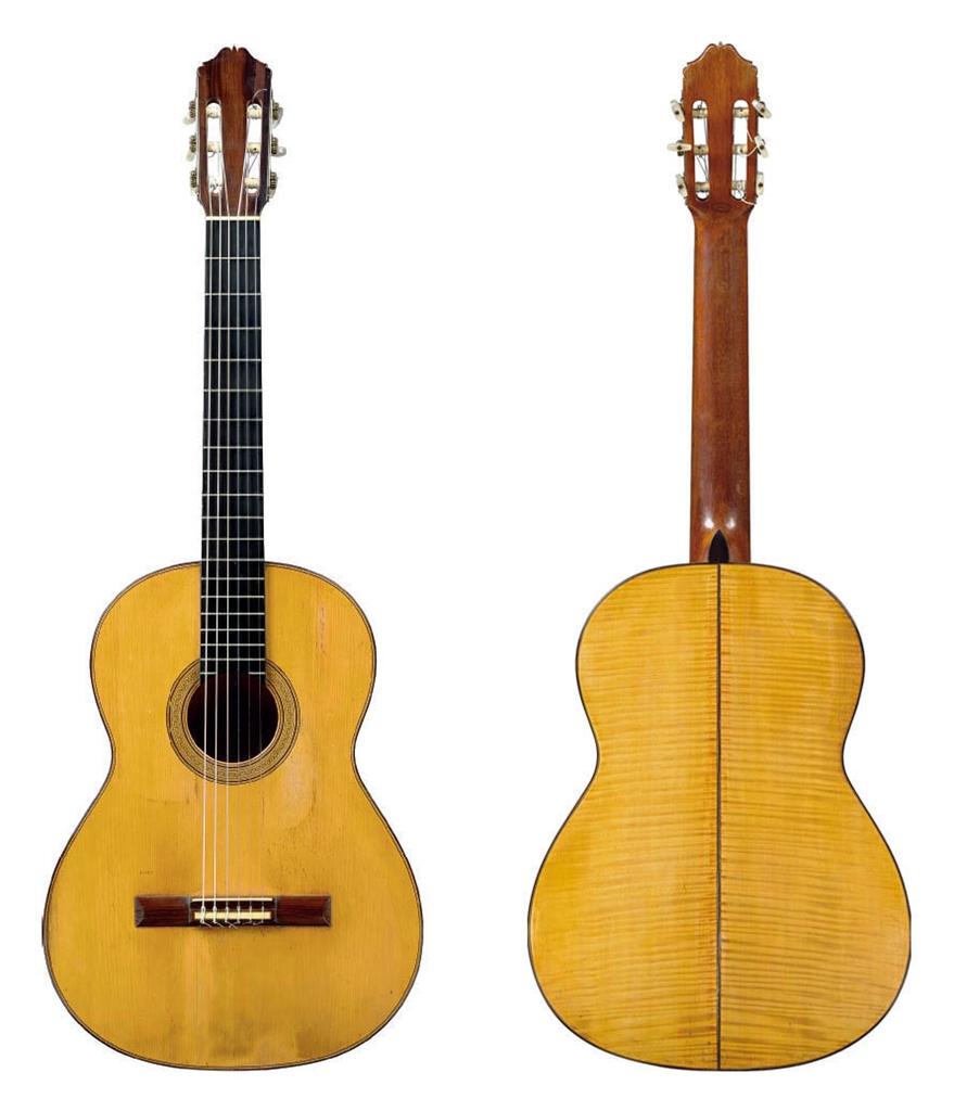 Miguel Rodriguez A Spanish Guitar Spain 1958 Guitar