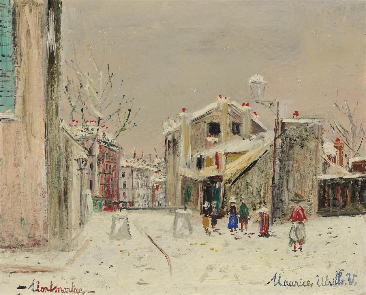 Maurice Utrillo Paintings For Sale