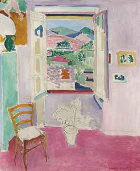 paint watercolor create matisse 39 s windows