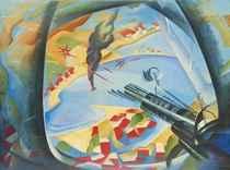 Battaglia aerea. Aeropittura