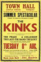 The Kinks  Jimi Hendrix