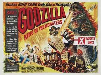 Godzilla King Of The Monsters Poster godzilla king of the monsters