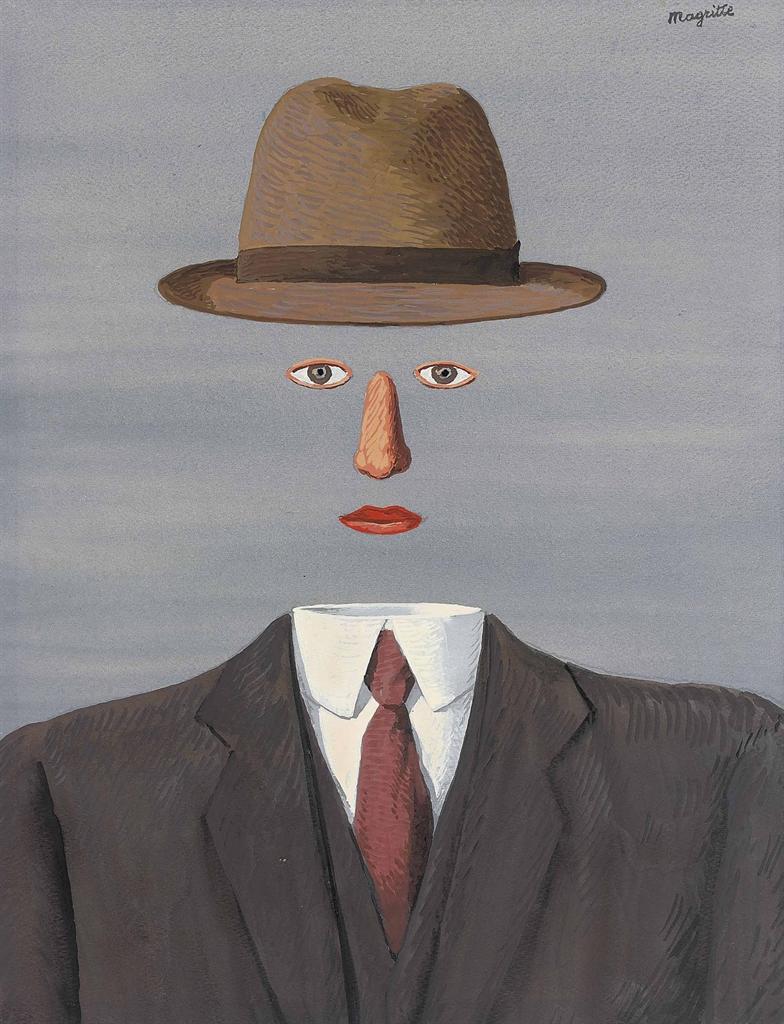 Arnaud Boulanger Sketchbook: René Magritte - Painter  |Rene Magritte Paintings