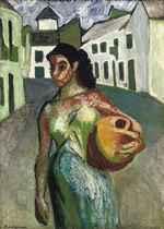 Spanish Girl with Water Jug (Ecija)