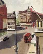 Knightsbridge from the Royal Thames Yacht Club