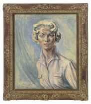 Portrait of Vicky Martin