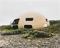 Untitled (Abandoned Pod House)